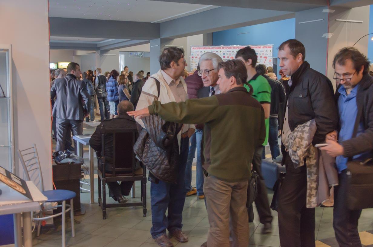 Лаборатория приняла участие в фестивале авторского кино «АртКино»